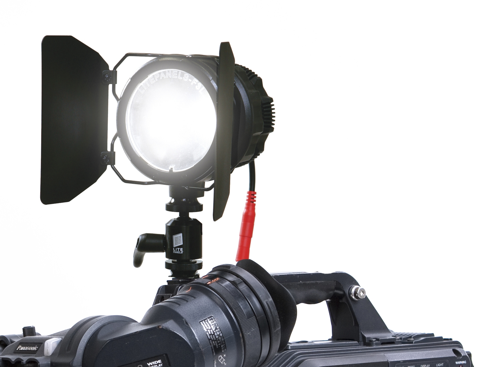 Find out more about hiring the Litepanels Sola ENG Fresnel