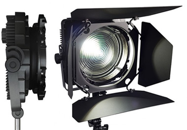 Find out more about hiring the Zylight F8 LED Fresnel