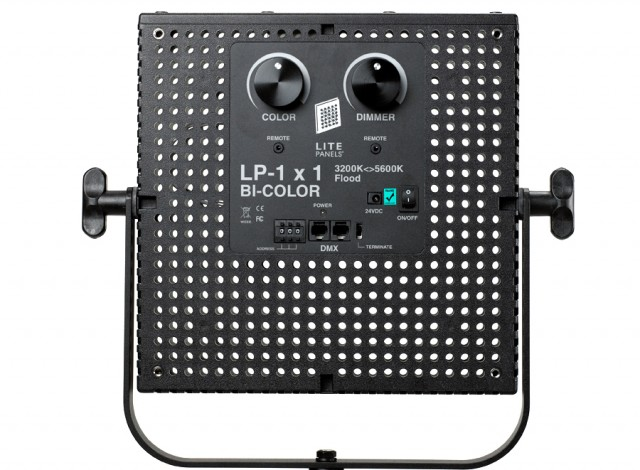 Find out more about hiring the Litepanels 1×1 Bicolor Twin Panel Kit