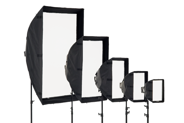 Find out more about hiring the Chimeras and Softboxes