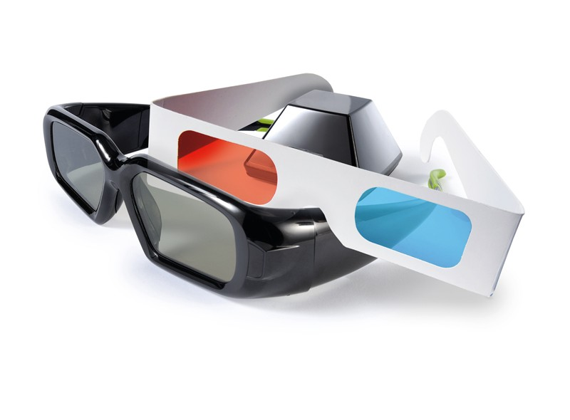 Our brains aren't wired for 3D cinema
