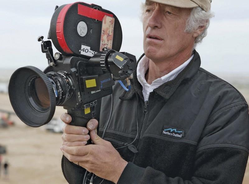 Deakins will shoot 007 on digital – is celluloid history?