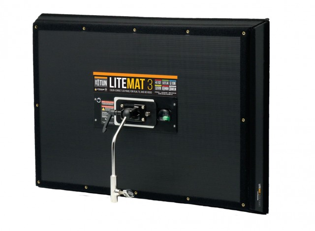 Find out more about hiring the LiteMat 3 LED kit