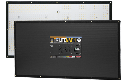 Find out more about hiring the LiteMat 4 LED kit
