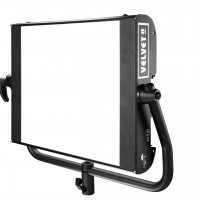 Velvet 1 LED Panel – tough outside, beautiful soft light inside