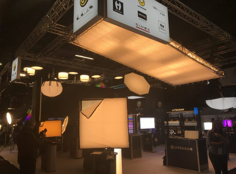 Lite tiles at BSC Expo 2019