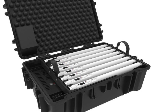 Find out more about hiring the Astera Helios Tube Kit