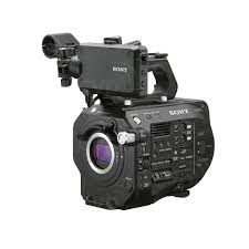 Find out more about hiring the Sony FS7 II Camera Kit